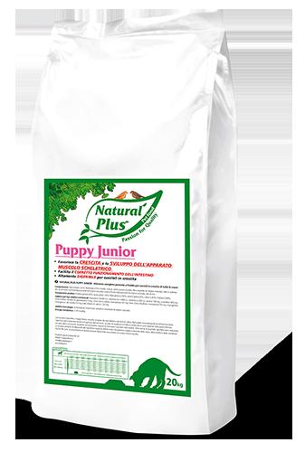 Natural Plus Puppy Junior